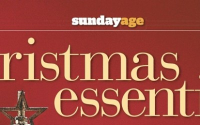Sunday Age – Christmas Essentials